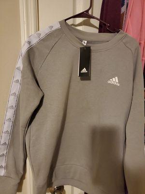 Adidas crew sweatshirt womens L for Sale in Haines City, FL
