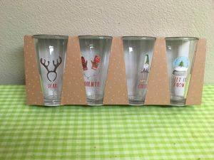 NWT Rae Dunn Glass Collection Gift Set for Sale in Seattle, WA