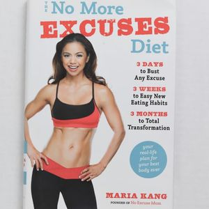 No More Excuses Hardcover, 97224 for Sale in Tigard, OR
