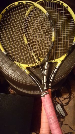HEAD S2 d30 tennis rackets for Sale in West Jordan, UT