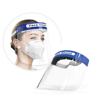 (NEW) Face Shield Reusable(SHIPPING ONLY) for Sale in Orland Park, IL