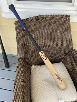 Rawlings Hard Maple 271 wood baseball bat for Sale in West Windsor Township, NJ