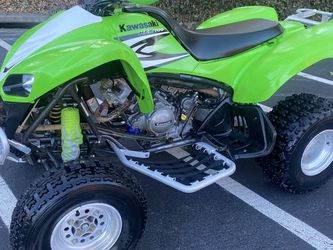 2009 Kawasaki kfx700 V-twin for Sale in Atlanta,  GA