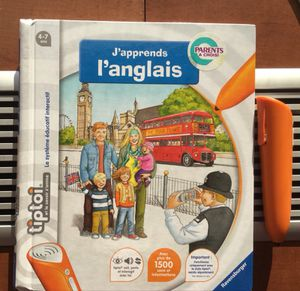 URGENT MOVING SALE :FRENCH learning/speaking kids: 2 fun and interactive games for Sale in New York, NY