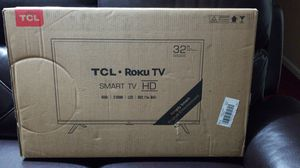 TCL .ROKU TV SMART TV HD 32 Inches. for Sale in Manchester, CT