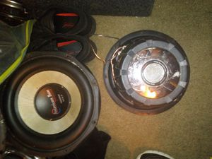 American bass 10's 1000 Watts for Sale in Cleveland, OH