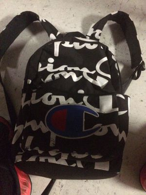 Champion backpack for Sale in Missouri City, TX