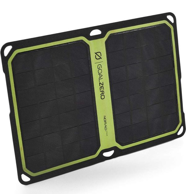 GoalZero Nomad 7 Solar Panel