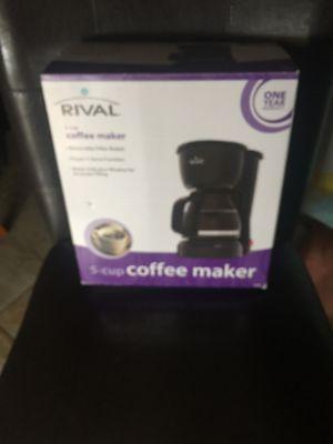 Rival coffee maker for Sale in Glendale, AZ
