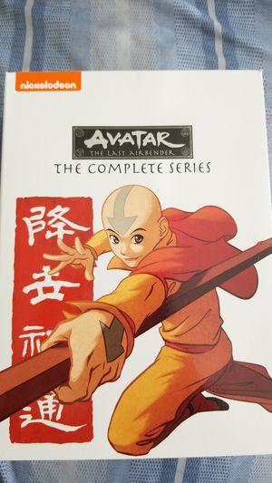 Avatar the Last Airbender (DVD) for Sale in San Antonio, TX