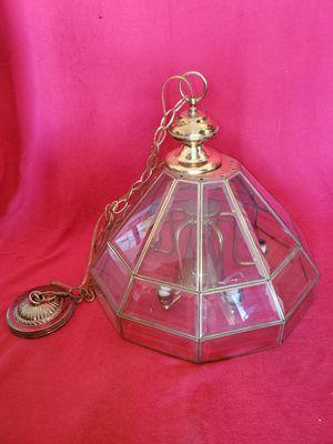 Vintage lantern chandelier for Sale in Eustis, FL