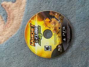 Ratchet and Clank All 4 One PS3 Game for Sale in Fairfax, VA