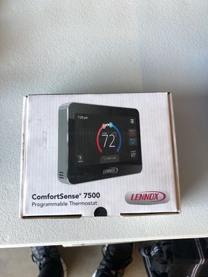 Comforsense 7500 programmable thermostat for Sale in Elk Grove, CA