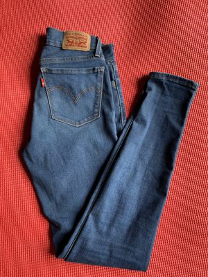 Levi's 710 super skinny jeans for Sale in San Diego, CA