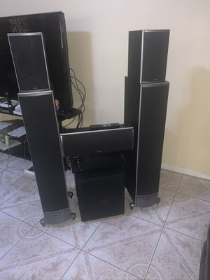 Home theatre surround system for Sale in Houston, TX