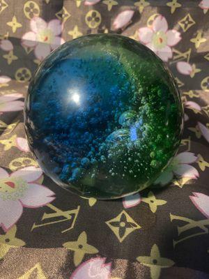 Glass ball decoration for Sale in Chula Vista, CA