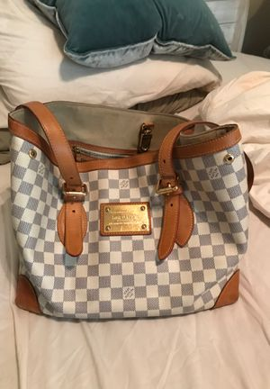 Authentic Louis Vuitton Azur Hampstead for Sale in Cedar Hill, TX