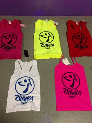 Zumba workout shirts for Sale in Mesquite, TX