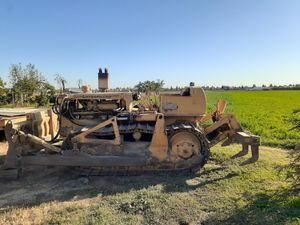 1965 Caterpillar D4 Crawler Tractor for Sale in Turlock, CA
