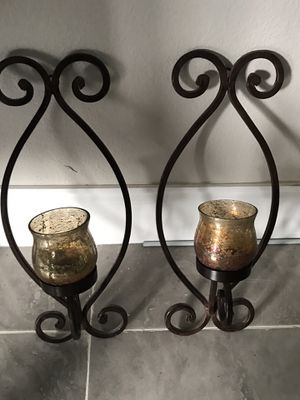 Wall Candle Holders for Sale in Miami, FL