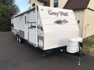 2008 Forest River Front Load Toy Hauler for Sale in Boring, OR