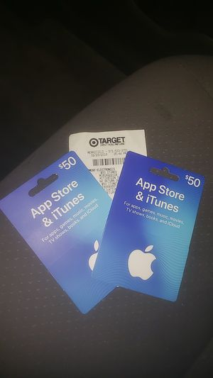 iTunes cards for Sale in Annandale, VA