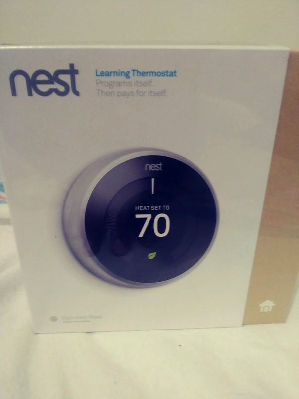 Nest learn thermostat 3rd gen