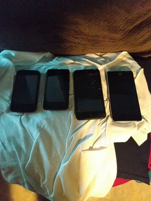 4 pre paid Android phone for Sale in Los Angeles, CA