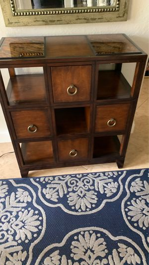 Lovely wall table, foyer table, classy rich looking for Sale in Vero Beach, FL