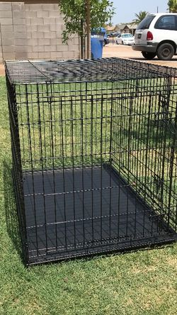 Brand New Dog Cage 42Lx 28W X 30 H for Sale in Phoenix,  AZ