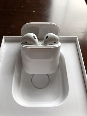Apple AirPods Gen 2. Brand New Never Used. PRICE FIRM NO TRADES for Sale in Seattle, WA