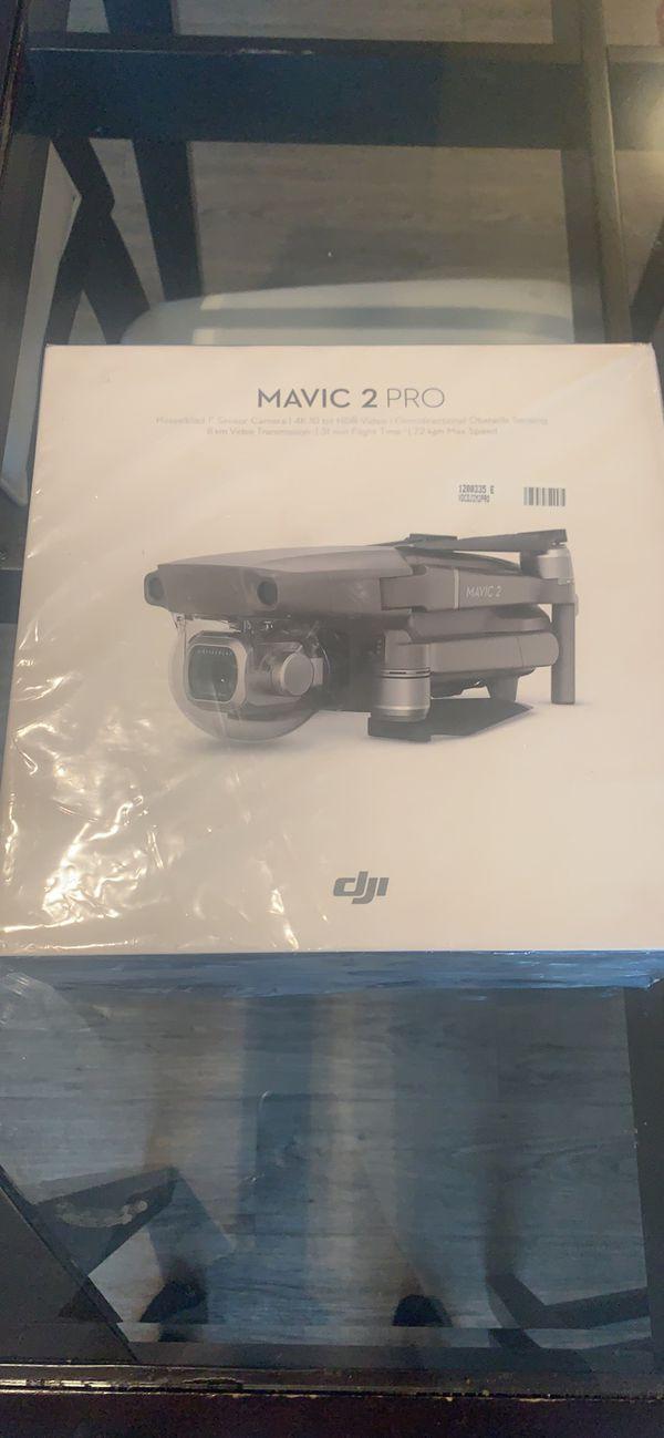 Mavic 2 Pro Drone/Camera