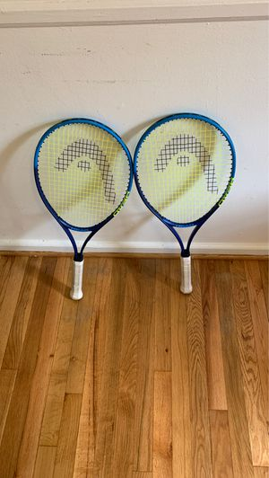 Head Conquest tennis rackets for Sale in Silver Spring, MD