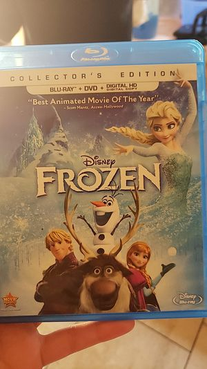 Frozen movie for Sale in Santa Ana, CA