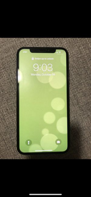 IPhone X 64g like New for Sale in Cumming, GA