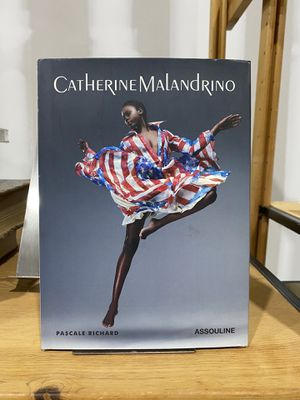 Book: Catherine Malandrino by Pascale Richard for Sale in St. Cloud, FL