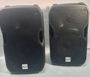 2 Alto 12inch Speakers for Sale in Phoenix, AZ