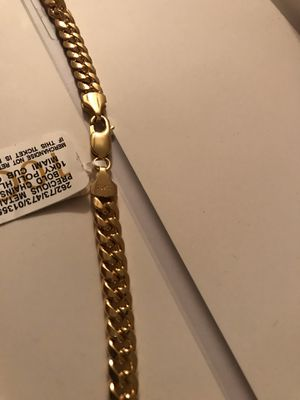 10k gold chain for Sale in Roseville, CA