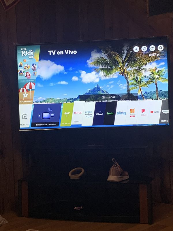 Lg 55 inches smart tv