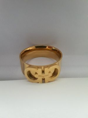 Gold plated Ferragamo ring for sale.. for Sale in San Diego, CA