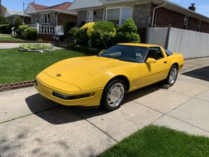 1995 Chevy corvette 6 speed 60k miles for Sale in Queens, NY