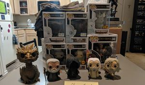 Funko Lord of the Rings Pops for Sale in Lewisville, TX
