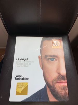 Justin Timberlake coffee table book for Sale in Los Angeles, CA