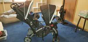 Babytrend double stroller for Sale in Cleveland, OH