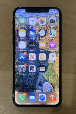 iPhone X (64gb) Black for Sale in Lake Stevens, WA