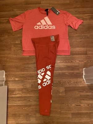 Medium Women Adidas Outfit...New for Sale in Concord, NC