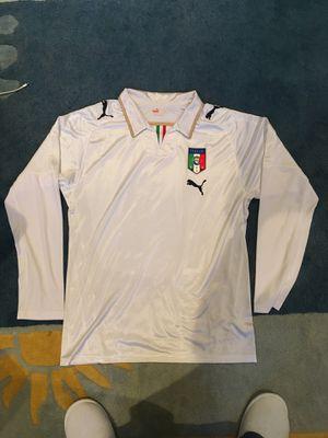 Puma Italia Soccer Jersey size M for Sale in McLean, VA