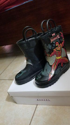 Kids rain boots for Sale in Miami Gardens, FL
