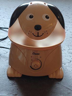 Crane Ultrasonic Cool Mist Humidifier - Cocoa the Dog for Sale in Santa Fe Springs, CA