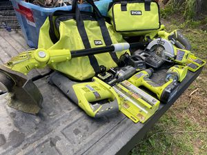 Complete ryobi power tool set 18V for Sale in Vancouver, WA